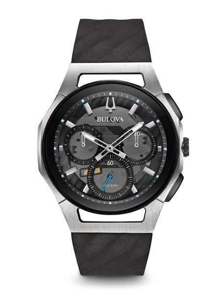 Bulova 98A161 Men's Curv Chronograph Watch | Bulova