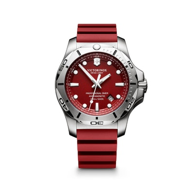 Victorinox I.N.O.X. Professional Diver in Red - 241736