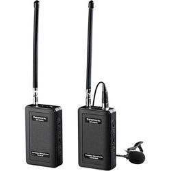 Saramonic Wireless 4-Channel VHF Lavalier SR-WM4C B&H Photo