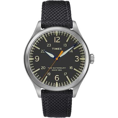 Timex Waterbury three hander
