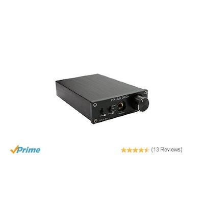 FX Audio DAC-X6  Amplifier