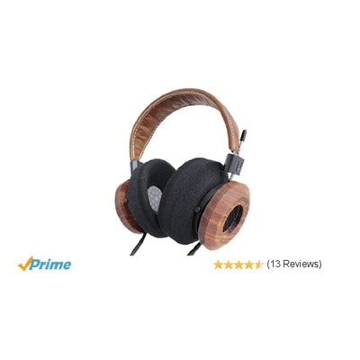 Grado GS1000e Statement Series Open-Air Stereo Headphone: Electronic