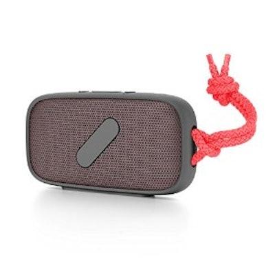 NudeAudio Super-M water- and dustproof Bluetooth speaker
