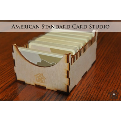 American Standard Card Studio - Meeple Realty