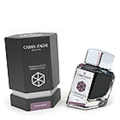 Caran d'Ache Chromatics INKredible Colors Ink - 50 ml - Ultra Violet - JetPens.c
