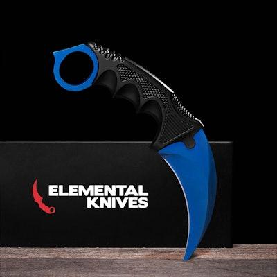 Blue Steel – Elemental Knives