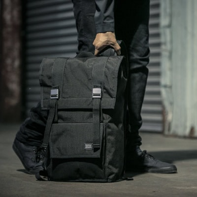 // Advanced Project // VX Sanction Rucksack || Mission Workshop