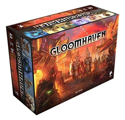 Gloomhaven - Cephalofair Games