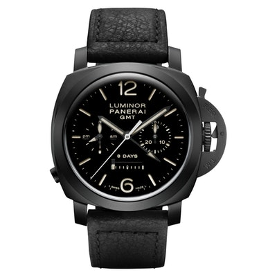 Luminor 1950 Chrono Monopulsante 8 Days GMT Ceramica - 44mm - Panerai watch