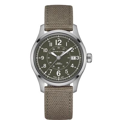 H70595963 - Khaki Field Auto 40mm   Hamilton Watch