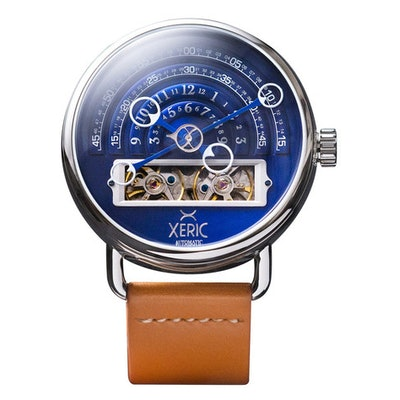 Xeric Halograph Automatic Navy Watch