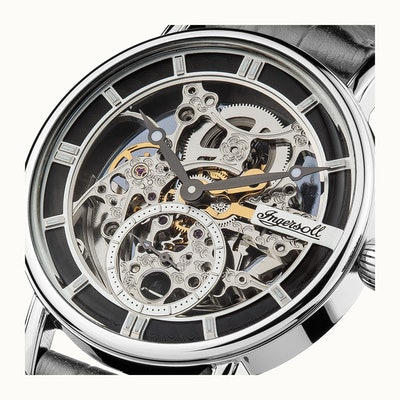 UNISEX INGERSOLL WATCH - 1892 - THE HERALD AUTOMATIC I00402