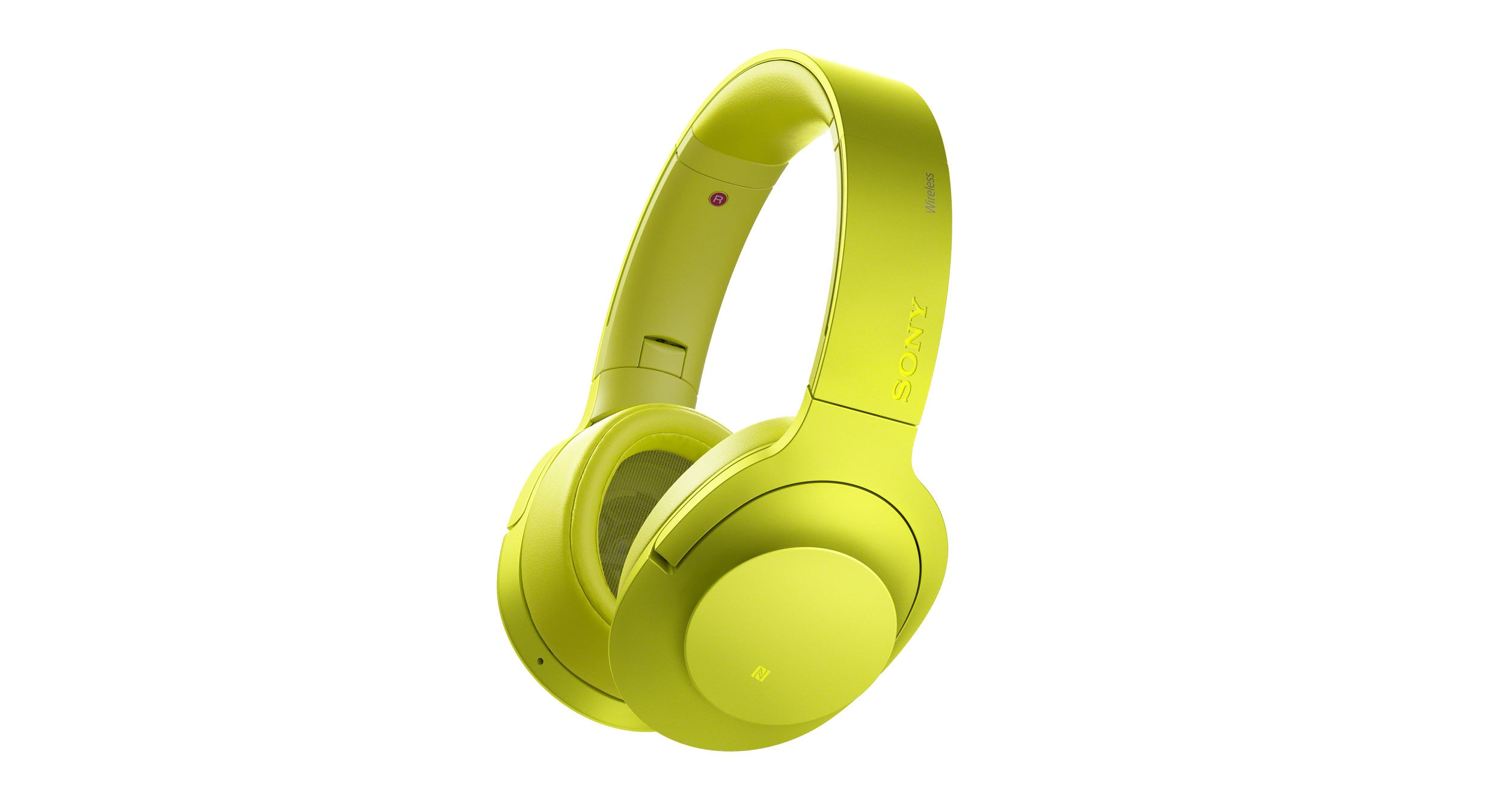Stylish Wireless Noise Cancelling Headphones   MDR-100ABN   Sony UK