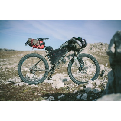 Mixed Terrain Cycle Touring