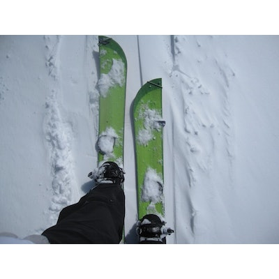 Splitboarding (or Alpine Touring as a broader category)