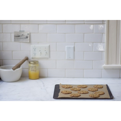 Thinnest Oatmeal Cookies