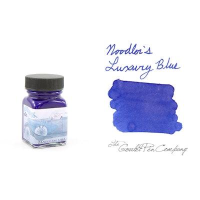 Noodler's Luxury Blue (1oz Bottled Ink)