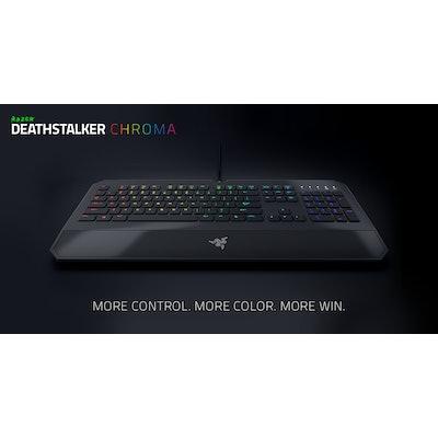 Razer DeathStalker Chroma Gaming Keyboard - Backlit Keyboard