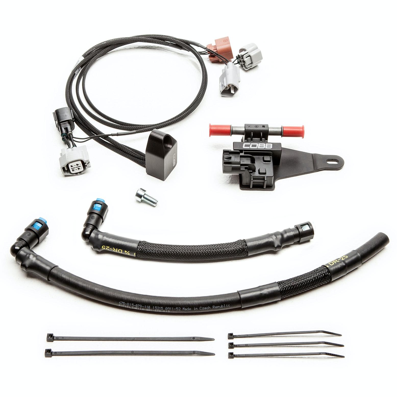 COBB Tuning - Subaru Flex Fuel Package  - WRX 08-14, STI 2008-2016blog_commentsc