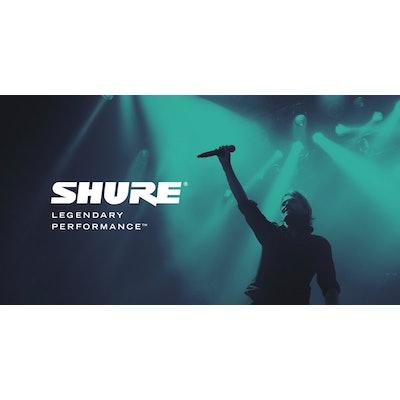 Choose Your Region | Global Home | Shure Americas