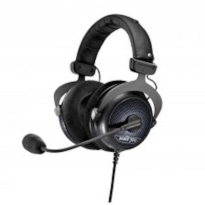 beyerdynamic MMX 300: Highend gaming/multimedia headset
