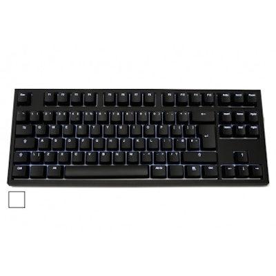 WASD Keyboards CODE 88-Key UK Mechanical Keyboard - Cherry MX Clear - CODE Keybo