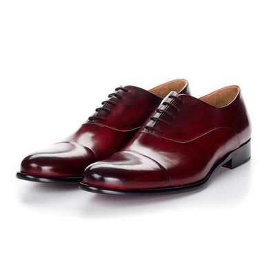 The Cagney - Modern Cap-Toe Oxford – Paul Evans