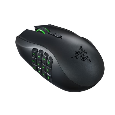 Razer Naga Epic Chroma Gaming Mouse - Customizable Chroma Lighting