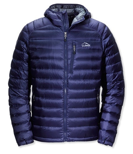 Men's Ultralight 850 Down Hooded Jacket