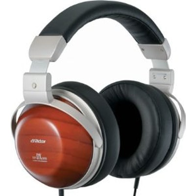 JVC Victor Stereo Headphones | HP-DX1000 (Japanese Import)