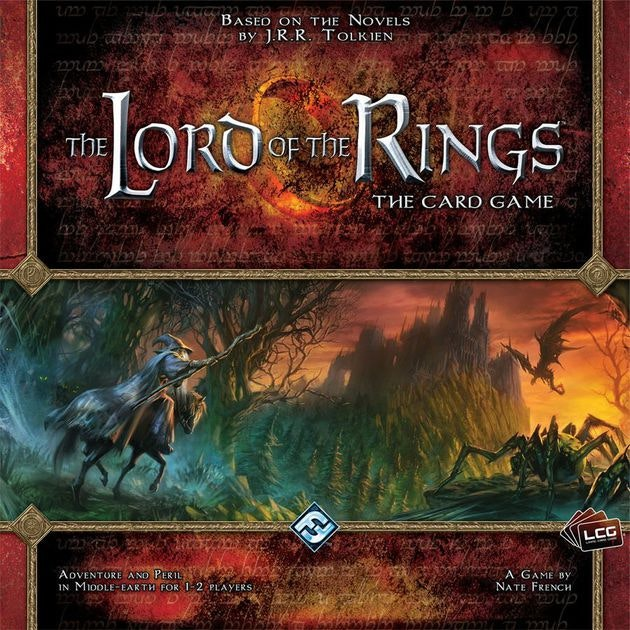 The Lord of the Rings: The Card Game | Board Game