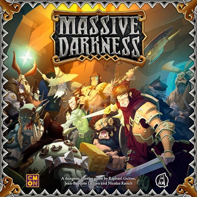 Massive Darkness | CMON
