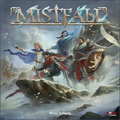 Mistfall | Board Game