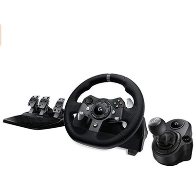Logitech Racing Wheel with Shifter
