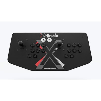X-Arcade Dual Joystick - Relive Classic Arcade Games On Any Computer