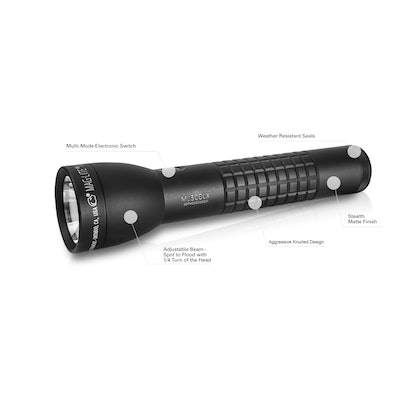 MAGLITE® ML300LX™ 2-Cell D LED Flashlight