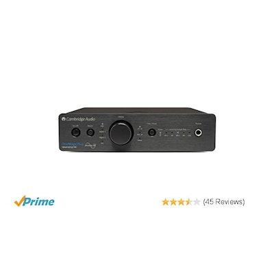 Cambridge Audio DacMagic Plus Digital to Analogue Convert, Blac