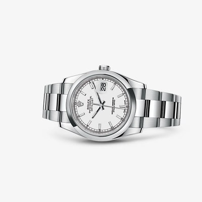 Rolex Datejust 36 Watch: 904L steel - 116200