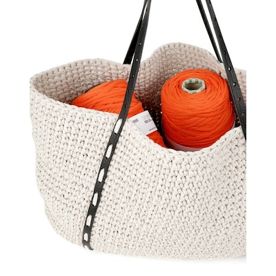 Carrie On Tote | Kit Crochet | WOOL AND THE GANG