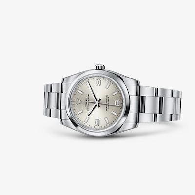 Rolex Oyster Perpetual 34 Watch: 904L steel - 114200