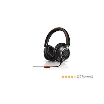 Amazon.com: Philips Fidelio L2 Audio Headphones with Accept Incoming Call Functi