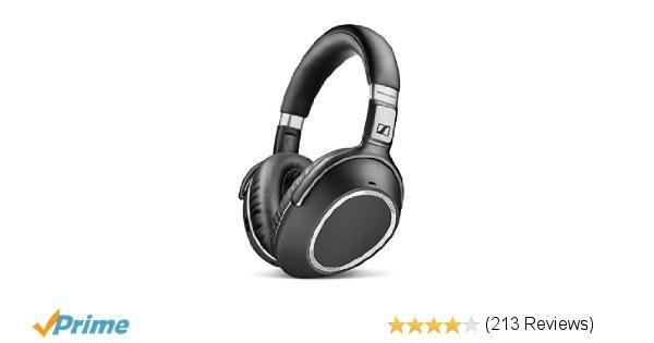 Sennheiser PXC 550 Wireless – NoiseGard Adaptive Noise Cancelling
