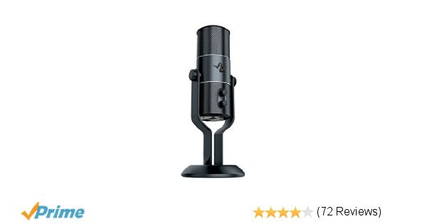 Razer Seiren Elite USB Digital Microphone - Record with Professional