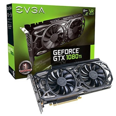 Amazon.com:  EVGA GeForce GTX 1080 Ti SC2 GAMING, 11GB GDDR5X,