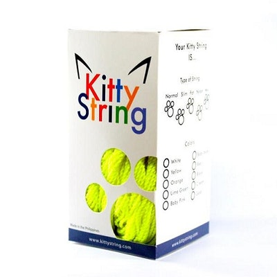 """""""Fat"""" Polyester Kitty String"""