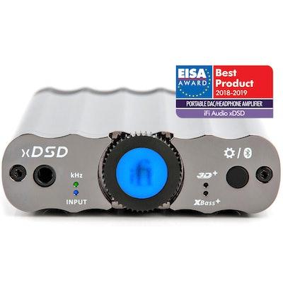 xDSD by iFi audio | Award-Winning Bluetooth DAC and Headphone Amp