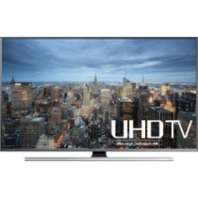 "Samsung 75"" Class (74.5"" Diag.) - LED - 2160p - Smart - 3D - 4K Ultra HD TV Silv"