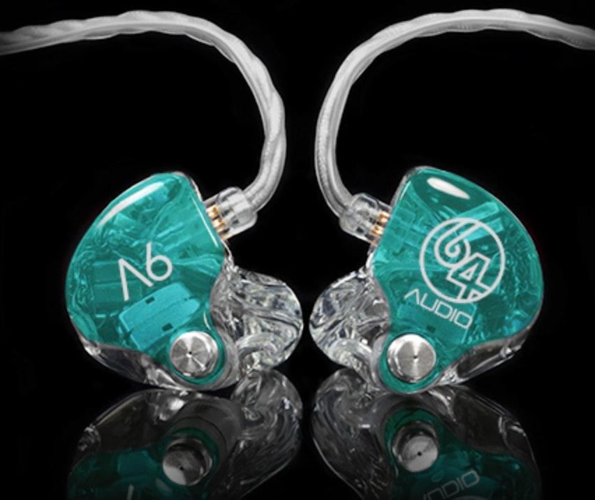 1964-A6 IEM | 64 Audio | 1964 EARS | In-Ear Monitors