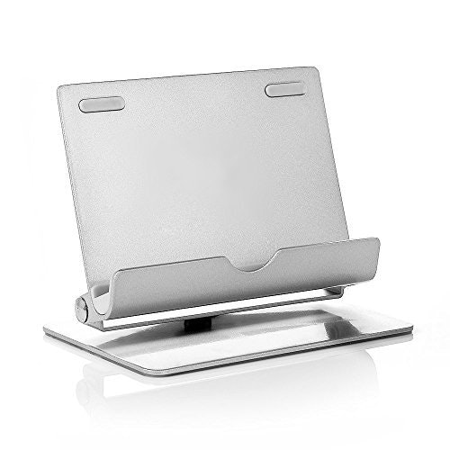 IceMoon 360 degree rotation , Multi-Angle Portable Stand for Tablets 7-10 inch,