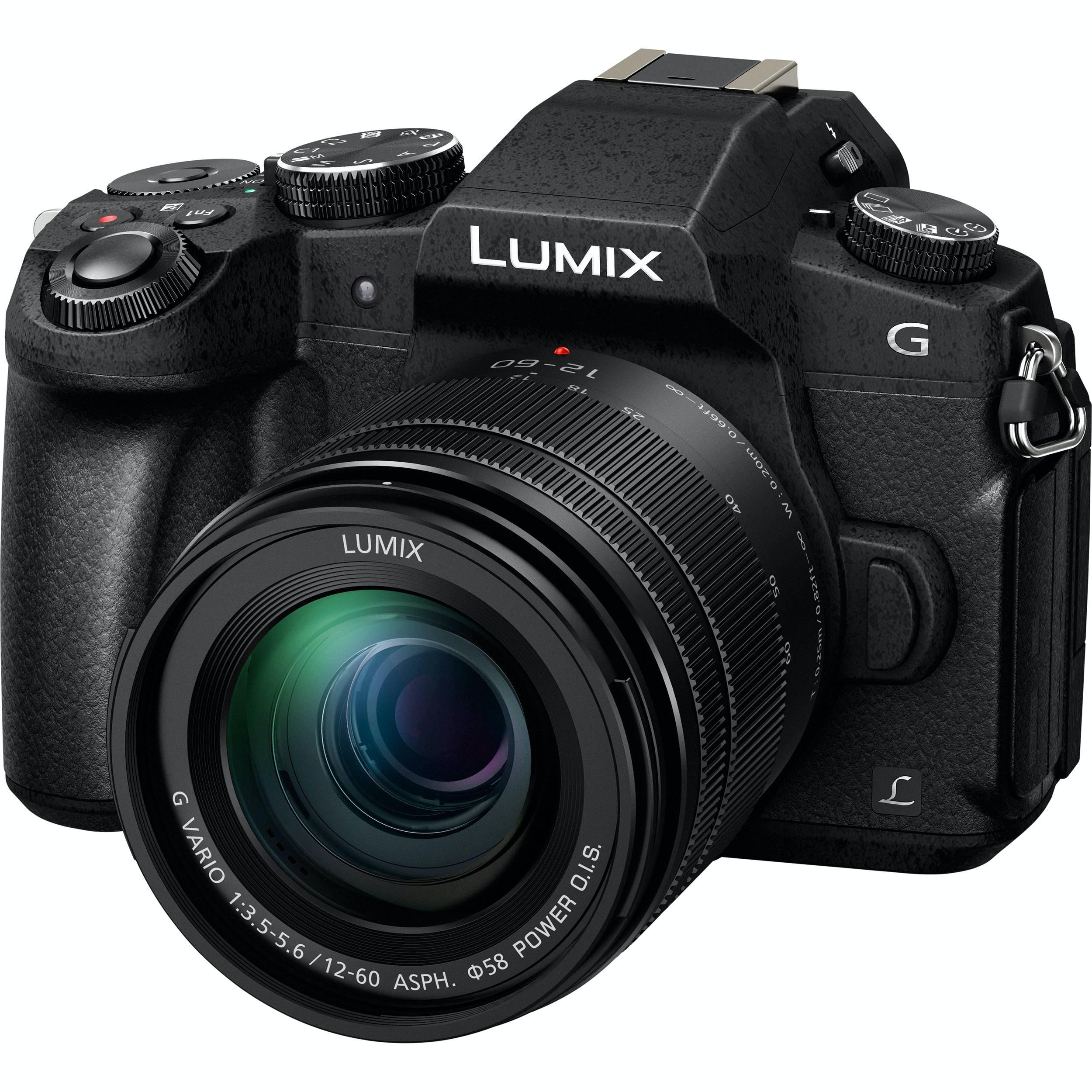 LUMIX G85 4K Mirrorless Interchangeable Lens Camera Kit